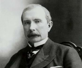 John D Rockefeller: Biography