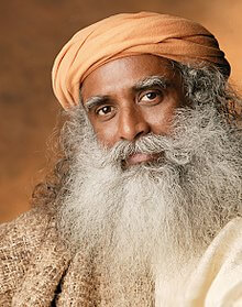 Who is Sadhguru?