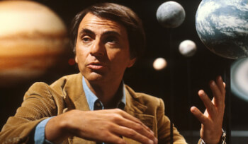 Carl Sagan: The Man Who Popularized E.T.