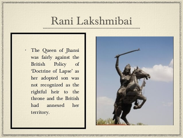 Quotes By Jhansi ki Rani