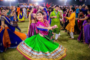 Where in India to be to Enjoy Navaratri