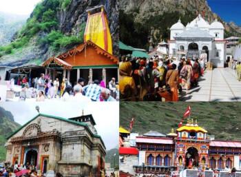 Holy Chardham Yatra in India