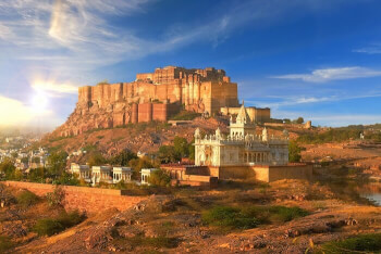 History of Mehrangarh Fort