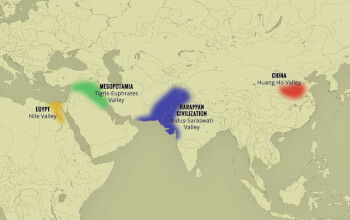 Ancient River Civilizations Around the World