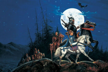 AN OVERVIEW OF THE WHEEL OF TIME SERIES