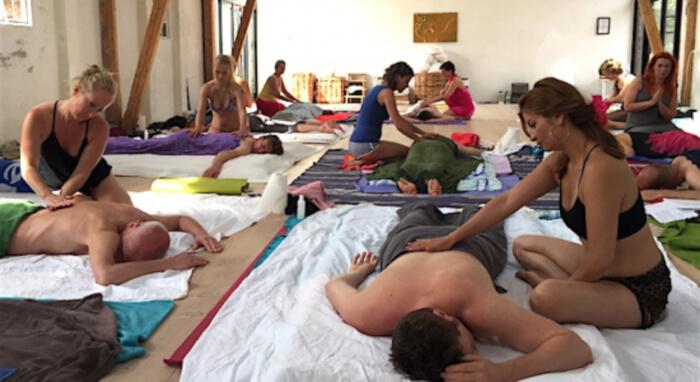 best lingam massage