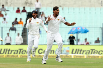 INDIA POISED TO WIN AGAINST VISITING SRI LANKA