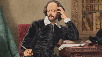 What if William Shakespeare was a stoner.