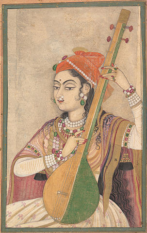303px-A_Lady_Playing_the_Tanpura,_ca-1516934579.jpg