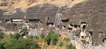 India's UNESCO World Heritage Caves: Ajanta & Ellora