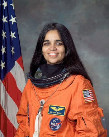 A Travel from India to Space: Kalpana Chawla