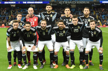 Argentina FIFA World Cup 2018 - Russia Squad