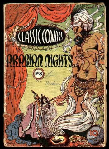 Some Arabian Nights full of Stories