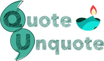 quoteunquote logo