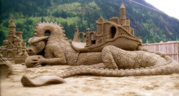 Best Sand Artists in the World