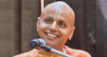 Who is Gaur Gopal Das?