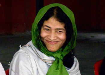 Irom Sharmila: Biography