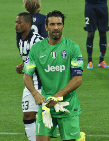 Tale of The Superman : Gianluigi Buffon