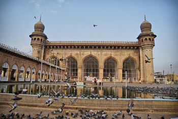 Most Popular Mosques in India