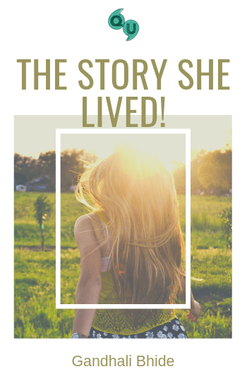 The story she lived!