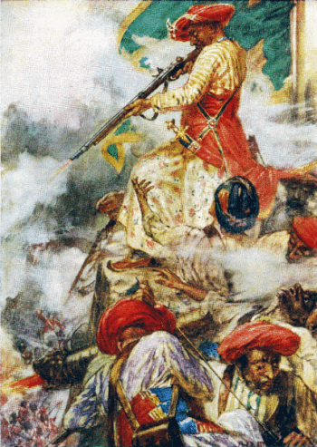 The Tiger of Mysore – Tipu Sultan