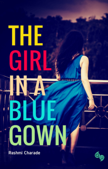 THE GIRL IN THE BLUE GOWN