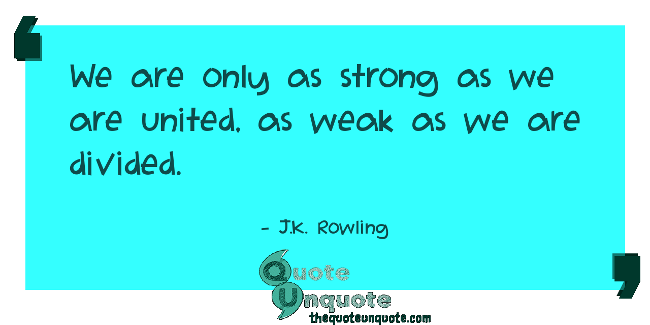 Be Strong When You Are Weak Quote: QuoteUnquote