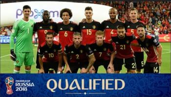 Belgium FIFA World Cup 2018 - Russia Squad, The Strongest Line Up