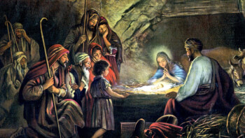 Christmas : The Origin of Jesus