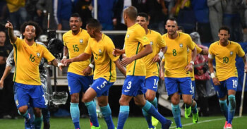 Brazil FIFA World Cup 2018 - Russia Squad and Team Outlook