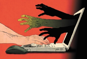 The Darker Side of the Internet