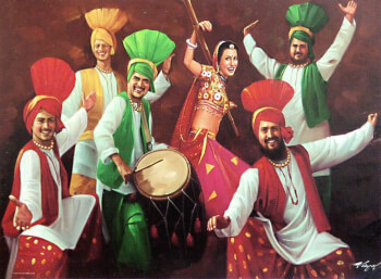 Folk Music of Punjab