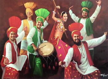 Folk Music of Punjab