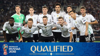 Germany FIFA World Cup 2018 - Russia Squad, Champions Ready to Reclaim their Glory