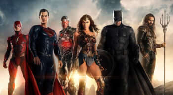 JUSTICE LEAGUE: MOVIE REVIEW