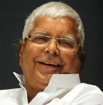 Lalu Prasad Yadav Sentenced to 3.5 years in jail & Rs. 10 Lakh Fine. To pay by selling fodder.