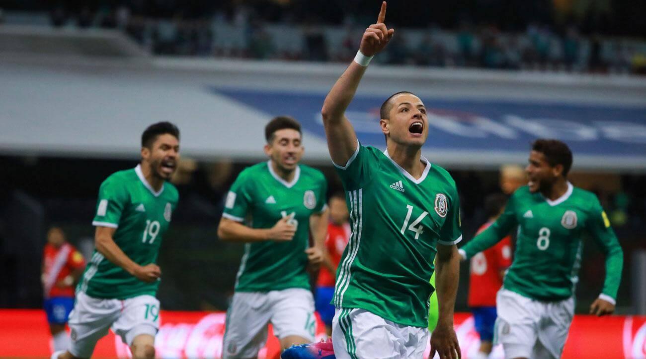 f0c6d7935eb Mexico FIFA World Cup 2018 - Russia Squad