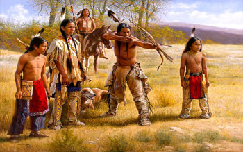 What happened to Native Americans?