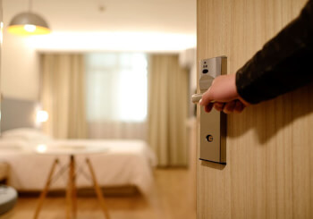 Kill the boredom with different home stays or hotels