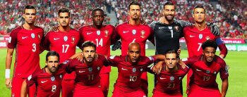 Portugal FIFA World Cup 2018 - Russia Squad, European Champions Ready for World Title