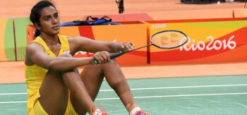 PV Sindhu loses her quarter-final match