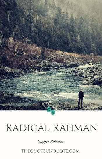 Radical Rahman