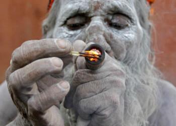 Marijuana's History in India
