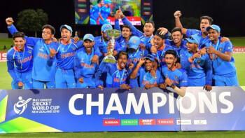 India U-19 WC Campaign