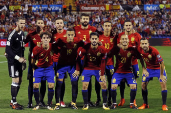 Spain FIFA World Cup 2018 - Russia Squad, Spain Ready for Another World Cup